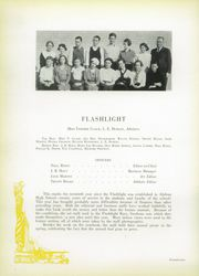 Abilene High School - Flashlight Yearbook (Abilene, TX) online yearbook collection, 1933 Edition, Page 84
