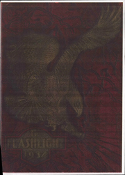 Abilene High School - Flashlight Yearbook (Abilene, TX) online yearbook collection, 1934 Edition, Cover