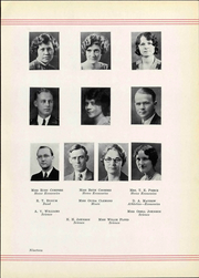 Abilene High School - Flashlight Yearbook (Abilene, TX) online yearbook collection, 1934 Edition, Page 25