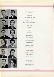 Abilene High School - Flashlight Yearbook (Abilene, TX) online yearbook collection, 1934 Edition, Page 30