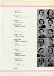 Abilene High School - Flashlight Yearbook (Abilene, TX) online yearbook collection, 1934 Edition, Page 51