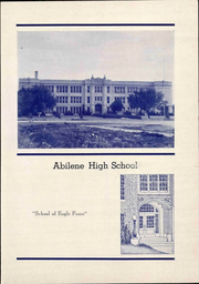 Abilene High School - Flashlight Yearbook (Abilene, TX) online yearbook collection, 1935 Edition, Page 17