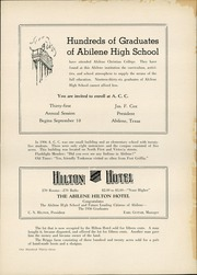 Abilene High School - Flashlight Yearbook (Abilene, TX) online yearbook collection, 1936 Edition, Page 139
