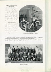 Abilene High School - Flashlight Yearbook (Abilene, TX) online yearbook collection, 1937 Edition, Page 109
