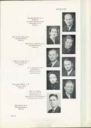 Abilene High School - Flashlight Yearbook (Abilene, TX) online yearbook collection, 1937 Edition, Page 29