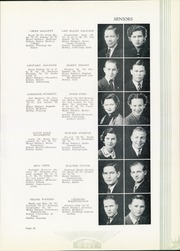 Abilene High School - Flashlight Yearbook (Abilene, TX) online yearbook collection, 1937 Edition, Page 49