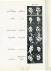 Abilene High School - Flashlight Yearbook (Abilene, TX) online yearbook collection, 1937 Edition, Page 57