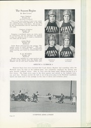 Abilene High School - Flashlight Yearbook (Abilene, TX) online yearbook collection, 1937 Edition, Page 99