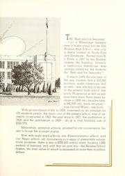Abilene High School - Flashlight Yearbook (Abilene, TX) online yearbook collection, 1938 Edition, Page 13