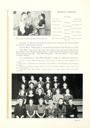 Abilene High School - Flashlight Yearbook (Abilene, TX) online yearbook collection, 1938 Edition, Page 146