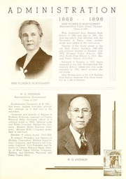 Abilene High School - Flashlight Yearbook (Abilene, TX) online yearbook collection, 1938 Edition, Page 19