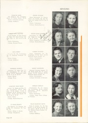 Abilene High School - Flashlight Yearbook (Abilene, TX) online yearbook collection, 1939 Edition, Page 149