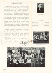 Abilene High School - Flashlight Yearbook (Abilene, TX) online yearbook collection, 1939 Edition, Page 47