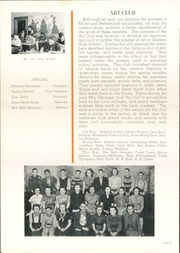 Abilene High School - Flashlight Yearbook (Abilene, TX) online yearbook collection, 1939 Edition, Page 54