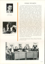 Abilene High School - Flashlight Yearbook (Abilene, TX) online yearbook collection, 1939 Edition, Page 56