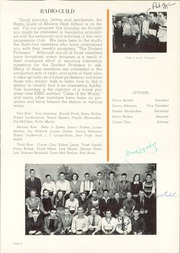 Abilene High School - Flashlight Yearbook (Abilene, TX) online yearbook collection, 1939 Edition, Page 65