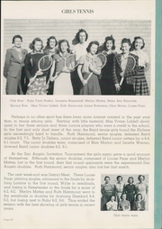 Abilene High School - Flashlight Yearbook (Abilene, TX) online yearbook collection, 1940 Edition, Page 117