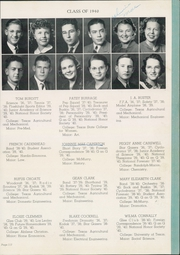 Abilene High School - Flashlight Yearbook (Abilene, TX) online yearbook collection, 1940 Edition, Page 123