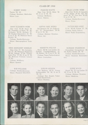 Abilene High School - Flashlight Yearbook (Abilene, TX) online yearbook collection, 1940 Edition, Page 142