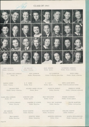 Abilene High School - Flashlight Yearbook (Abilene, TX) online yearbook collection, 1940 Edition, Page 171