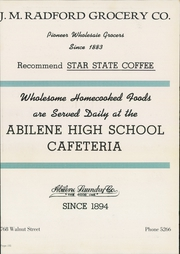 Abilene High School - Flashlight Yearbook (Abilene, TX) online yearbook collection, 1940 Edition, Page 207