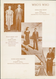 Abilene High School - Flashlight Yearbook (Abilene, TX) online yearbook collection, 1940 Edition, Page 44