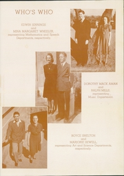 Abilene High School - Flashlight Yearbook (Abilene, TX) online yearbook collection, 1940 Edition, Page 45