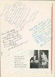 Abilene High School - Flashlight Yearbook (Abilene, TX) online yearbook collection, 1942 Edition, Page 255