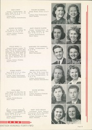 Abilene High School - Flashlight Yearbook (Abilene, TX) online yearbook collection, 1942 Edition, Page 41