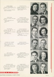 Abilene High School - Flashlight Yearbook (Abilene, TX) online yearbook collection, 1942 Edition, Page 43