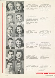 Abilene High School - Flashlight Yearbook (Abilene, TX) online yearbook collection, 1942 Edition, Page 56