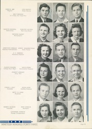 Abilene High School - Flashlight Yearbook (Abilene, TX) online yearbook collection, 1942 Edition, Page 73