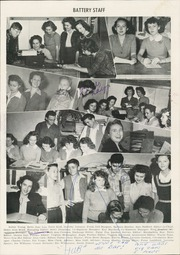 Abilene High School - Flashlight Yearbook (Abilene, TX) online yearbook collection, 1944 Edition, Page 121