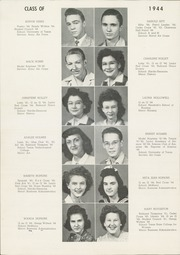 Abilene High School - Flashlight Yearbook (Abilene, TX) online yearbook collection, 1944 Edition, Page 40