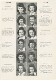 Abilene High School - Flashlight Yearbook (Abilene, TX) online yearbook collection, 1944 Edition, Page 41