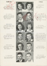 Abilene High School - Flashlight Yearbook (Abilene, TX) online yearbook collection, 1944 Edition, Page 44