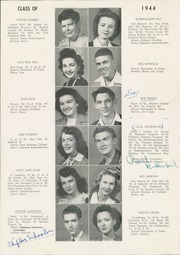 Abilene High School - Flashlight Yearbook (Abilene, TX) online yearbook collection, 1944 Edition, Page 47