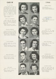 Abilene High School - Flashlight Yearbook (Abilene, TX) online yearbook collection, 1944 Edition, Page 48