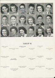 Abilene High School - Flashlight Yearbook (Abilene, TX) online yearbook collection, 1944 Edition, Page 55