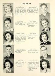 Abilene High School - Flashlight Yearbook (Abilene, TX) online yearbook collection, 1945 Edition, Page 33