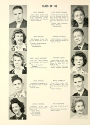 Abilene High School - Flashlight Yearbook (Abilene, TX) online yearbook collection, 1945 Edition, Page 48