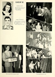 Abilene High School - Flashlight Yearbook (Abilene, TX) online yearbook collection, 1945 Edition, Page 57