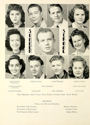 Abilene High School - Flashlight Yearbook (Abilene, TX) online yearbook collection, 1945 Edition, Page 58