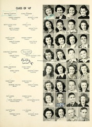 Abilene High School - Flashlight Yearbook (Abilene, TX) online yearbook collection, 1945 Edition, Page 81