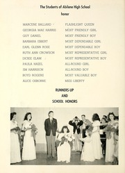 Abilene High School - Flashlight Yearbook (Abilene, TX) online yearbook collection, 1945 Edition, Page 94