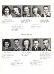 Abilene High School - Flashlight Yearbook (Abilene, TX) online yearbook collection, 1946 Edition, Page 31