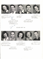 Abilene High School - Flashlight Yearbook (Abilene, TX) online yearbook collection, 1946 Edition, Page 35