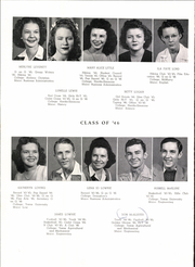 Abilene High School - Flashlight Yearbook (Abilene, TX) online yearbook collection, 1946 Edition, Page 46