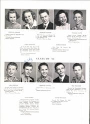 Abilene High School - Flashlight Yearbook (Abilene, TX) online yearbook collection, 1946 Edition, Page 56