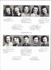 Abilene High School - Flashlight Yearbook (Abilene, TX) online yearbook collection, 1946 Edition, Page 58